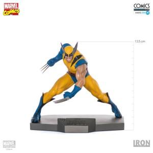 Wolverine Iron Studios