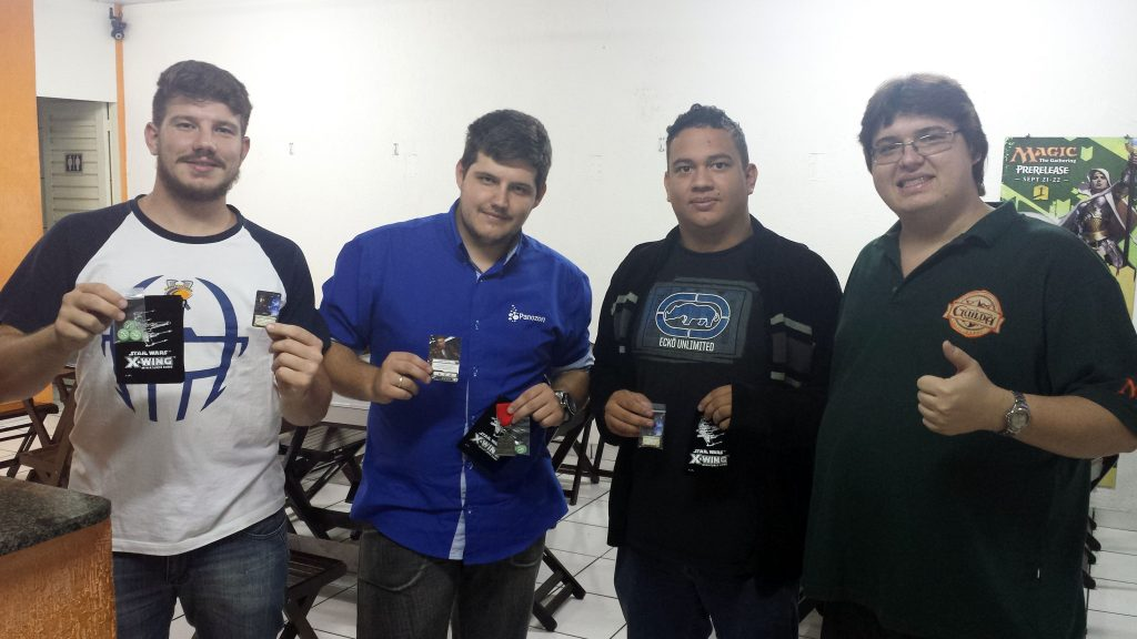 Vencedores X Wing